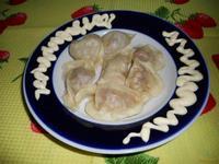 Рецепт Пельмени с мясом и капустой на пару рецепт с фото