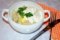 Рецепт Украинские вареники с курицей рецепт с фото