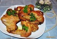 Рецепт Имбирные крылья рецепт с фото
