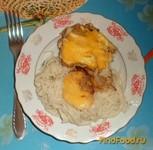 Рецепт Куриные окорочка запеченные под майонезом и сыром рецепт с фото