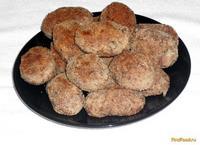 Рецепт Гречневые котлеты с мясом рецепт с фото