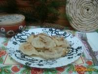 Рецепт Вареники с картофельной и капустной начинкой рецепт с фото