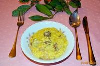 Рецепт Пшенная каша с курицей рецепт с фото