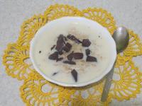 Рецепт Овсяная каша на молоке с шоколадом рецепт с фото