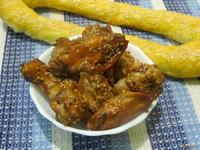 Рецепт Крылышки запеченные в духовке рецепт с фото