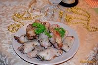Рецепт Мясные пальчики с орехом рецепт с фото