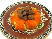 Рецепт Запеканка из риса с фрикадельками рецепт с фото