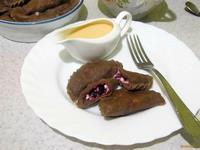 Рецепт Шоколадные вареники рецепт с фото