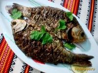 Рецепт Караси в маринаде рецепт с фото