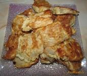 Рецепт Рыбное филе в кляре рецепт с фото