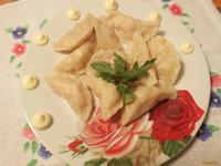 Рецепт Картофельные вареники с морковью и луком рецепт с фото
