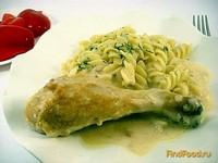 Рецепт Куриные ножки в сметане рецепт с фото