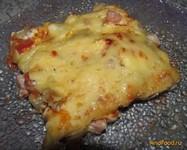 Рецепт Пицца домашняя с грибами рецепт с фото