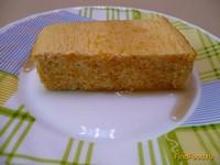 Рецепт Морковно-творожная запеканка рецепт с фото