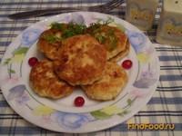 Рецепт Котлеты с овсянкой и курагой рецепт с фото