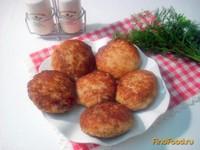 Рецепт Куриные биточки рецепт с фото
