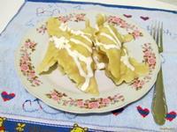 Рецепт Вареники с картошкой рецепт с фото