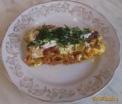 Рецепт Омлет с морковью рецепт с фото
