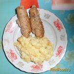 Рецепт Мясные колбаски с грибами рецепт с фото