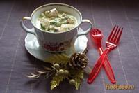 Рецепт Куриное филе тушеное в сливках со шпитаном рецепт с фото