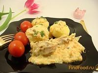 Рецепт Кролик в сметанном соусе рецепт с фото