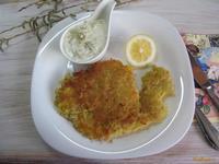 Рецепт Куриные грудки с имбирем в панировке рецепт с фото