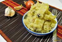 Рецепт Картофельное пюре с шампиньонами рецепт с фото