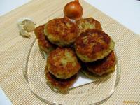 Рецепт Картофельные котлеты с фаршем рецепт с фото