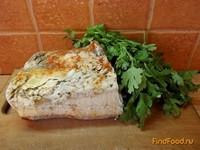 Рецепт Сало вымоченое в остром рассоле рецепт с фото