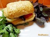 Рецепт Гамбургер с бараниной на кавказский манер рецепт с фото