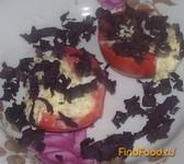 Рецепт Помидоры с начинкой рецепт с фото