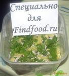 Рецепт Закуска из баклажанов и свежих овощей рецепт с фото
