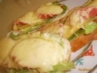 Рецепт Бутерброды Фреш рецепт с фото