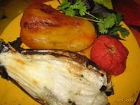Рецепт Овощи на мангале рецепт с фото