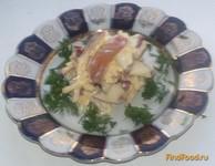 Рецепт Груша под сыром маасдам рецепт с фото