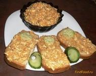 Рецепт Селедочная масса для бутербродов рецепт с фото