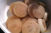 Рецепт Маринованный лук для шашлыка рецепт с фото