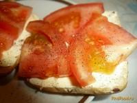 Рецепт Бутерброды с помидорами рецепт с фото