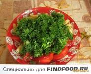 Рецепт Витаминный салат летний рецепт с фото