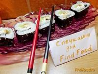 Рецепт Японские роллы с угрем рецепт с фото