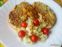 Рецепт Горячие бутерброды с грибами рецепт с фото