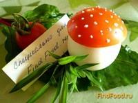 Рецепт Закуска Мухомор рецепт с фото