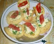 Рецепт Быстрая закуска из чипсов рецепт с фото