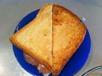 Рецепт Сэндвич с семгой и курицей рецепт с фото