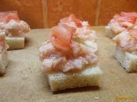 Рецепт Бутерброды с пастой из кальмара рецепт с фото