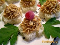 Рецепт Закуска из печени индейки рецепт с фото