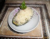 Рецепт Закуска из авокадо с семгой рецепт с фото