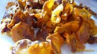 Рецепт Морковные чипсы рецепт с фото