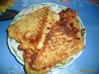 Рецепт Рыбные хвостики рецепт с фото
