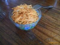 Рецепт Морковь по-корейски без красного перца рецепт с фото